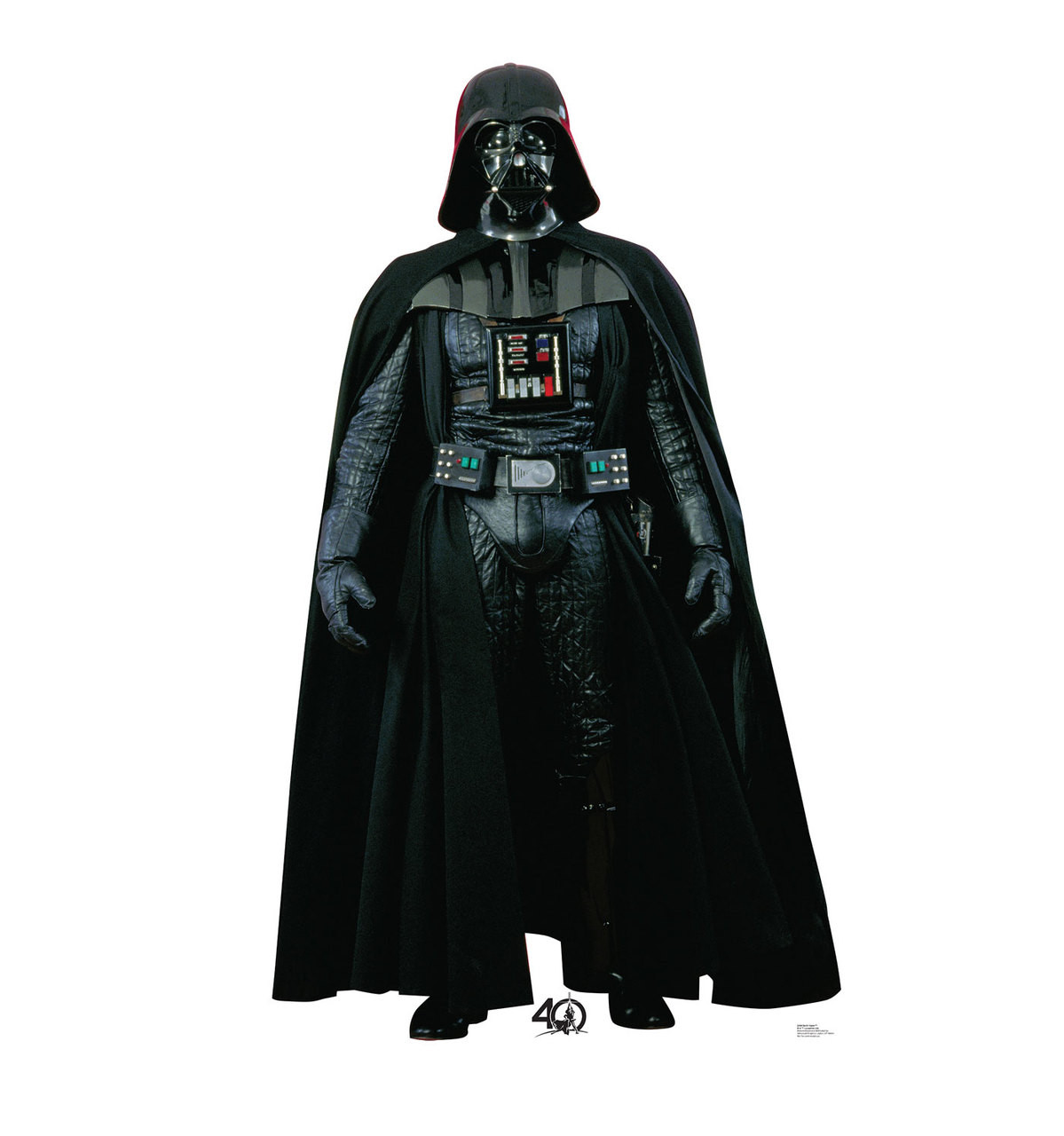 Darth Vader  - Star Wars 40th - Cardboard Cutout 2464