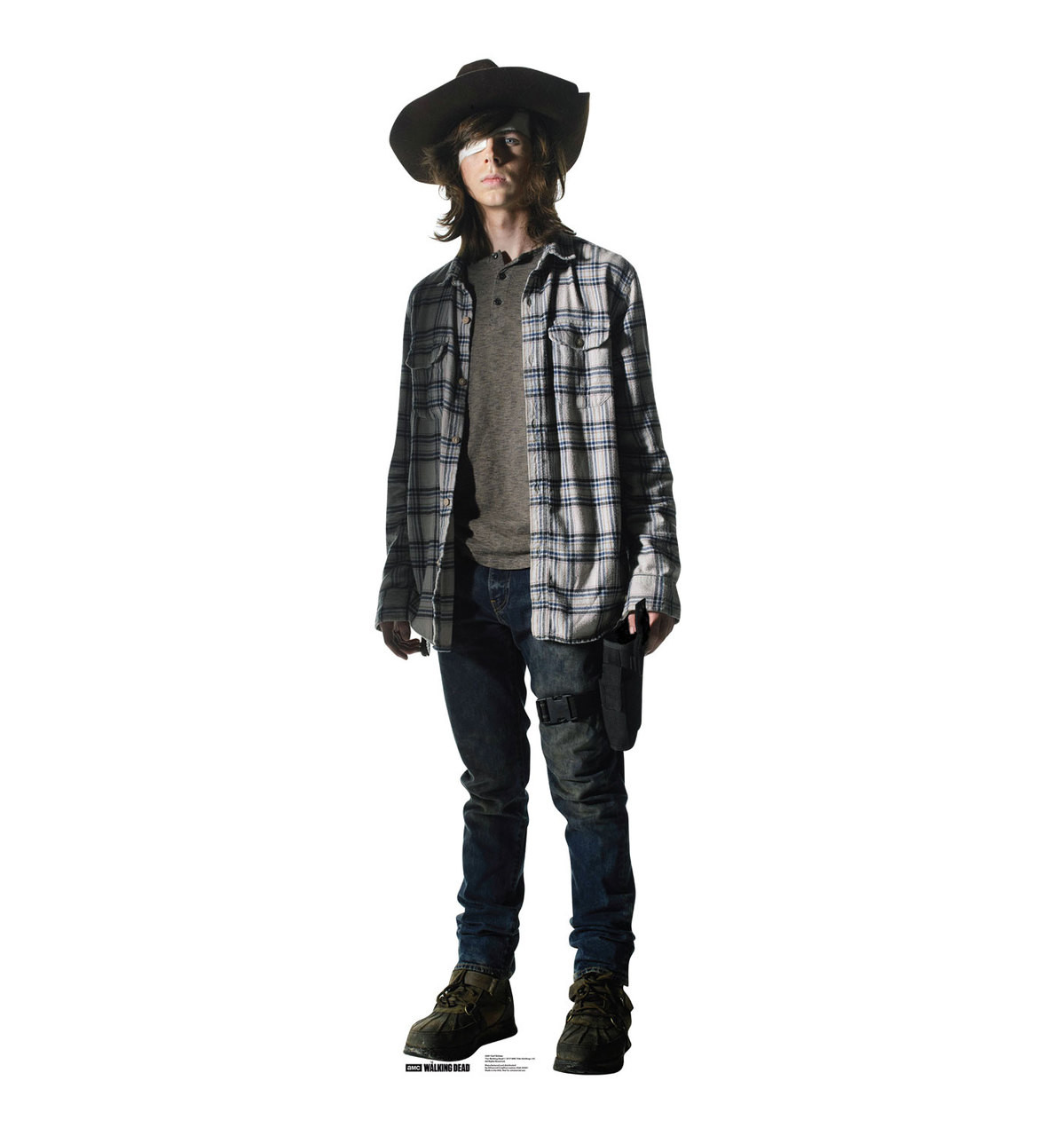 Carl Grimes - The Walking Dead - Cardboard Cutout 2381
