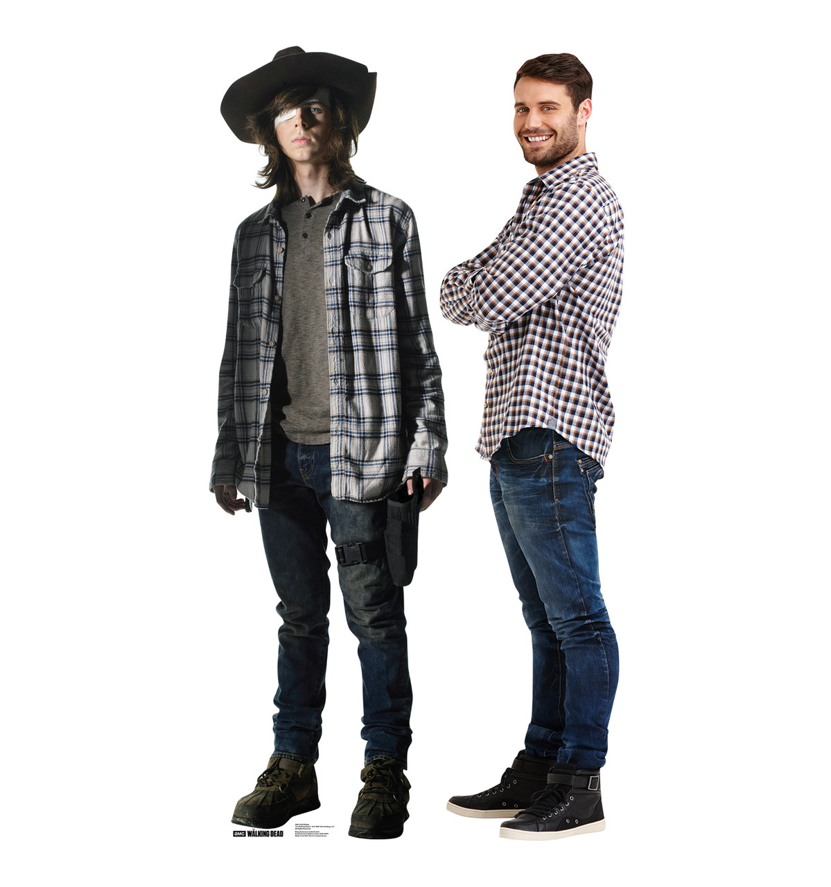 Life-size Carl Grimes (The Walking Dead) Cardboard Standup 2