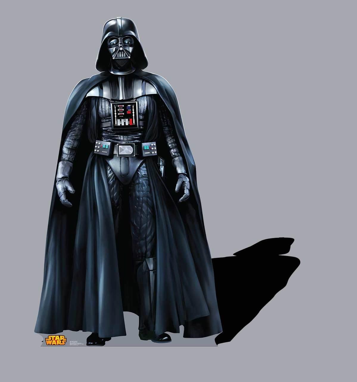 Life-size Darth Vader 2 (Star Wars) Cardboard Standup