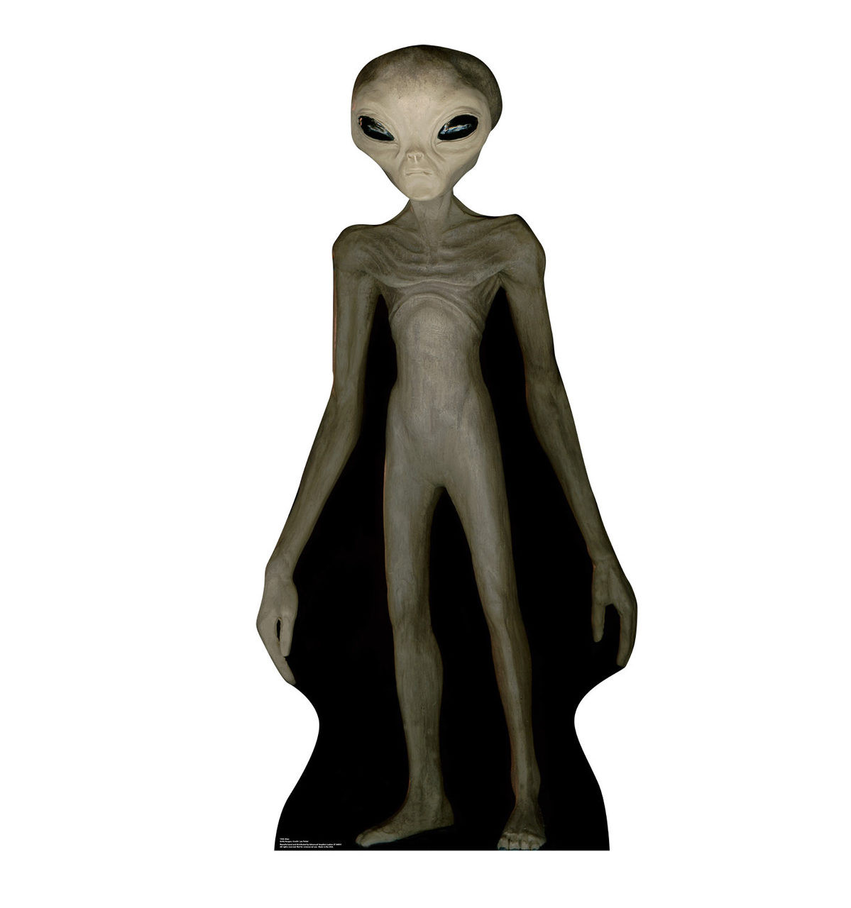 Life-size Alien Cardboard Standup 2