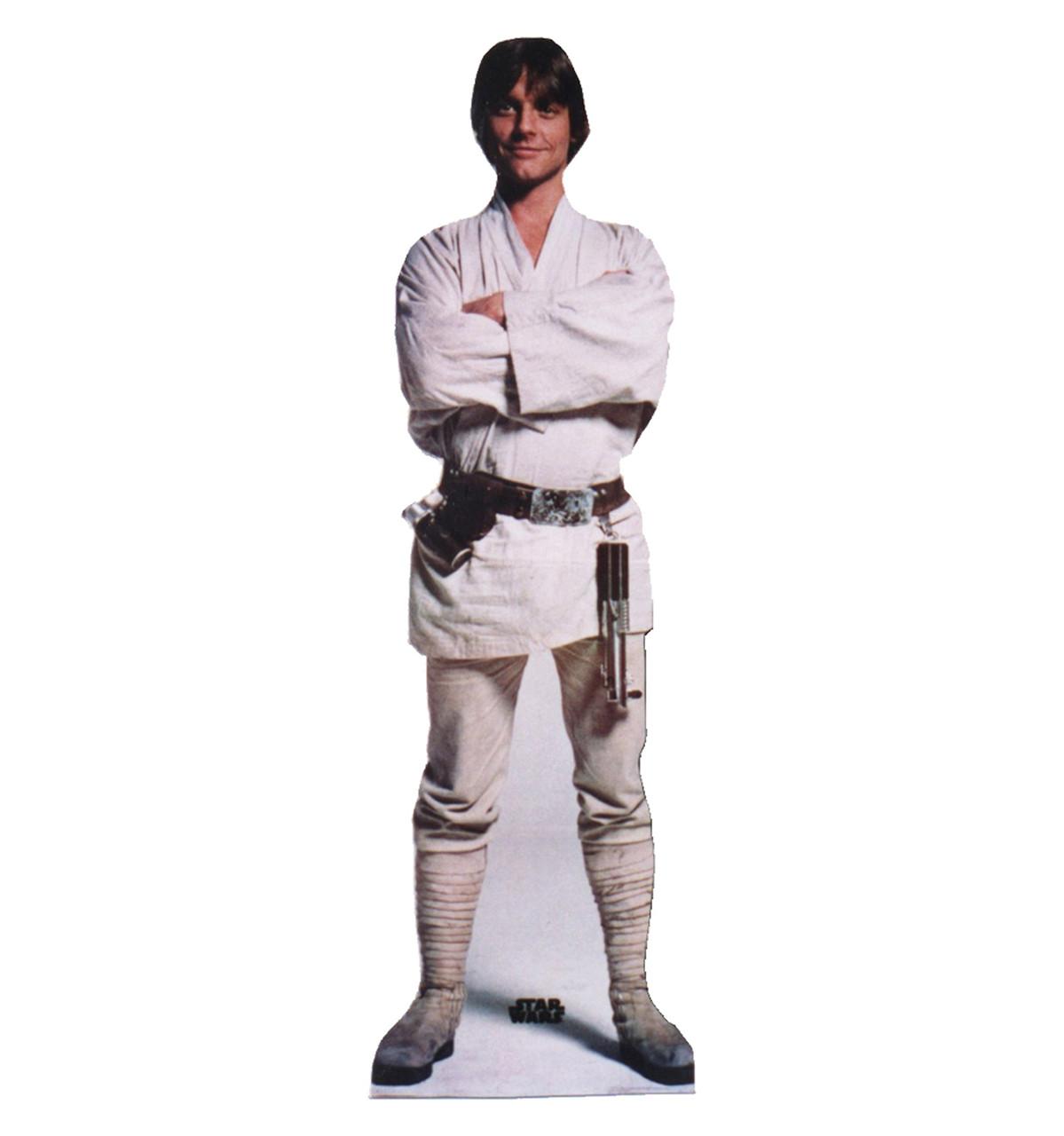 Luke Skywalker- TALKING