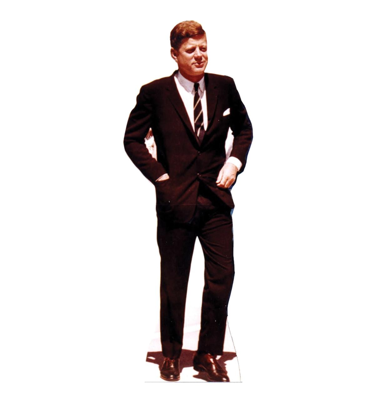 Pres. John Kennedy - Cardboard Cutout 119