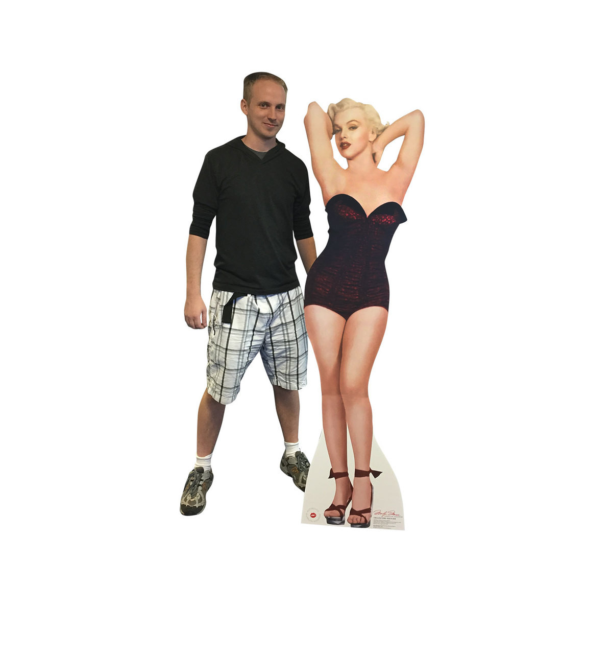 Life-size Marilyn Monroe - Collector's Edition Cardboard Standup 2