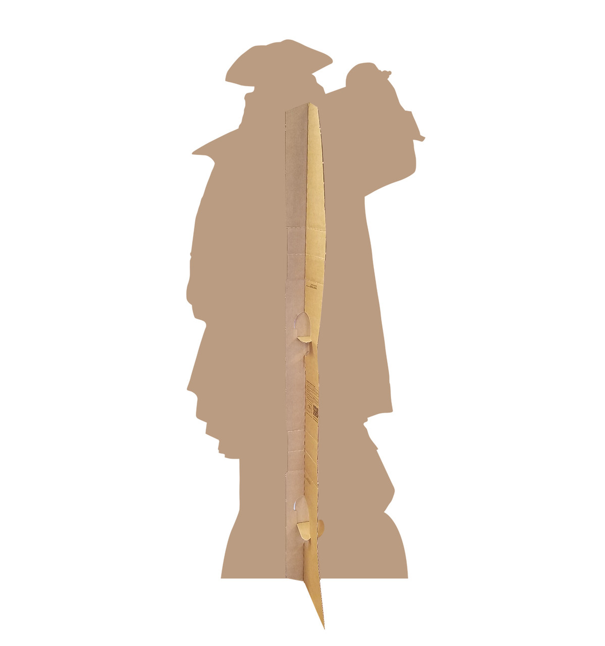 Life-size Jack Sparrow 02 (POTC 5) Cardboard Standup