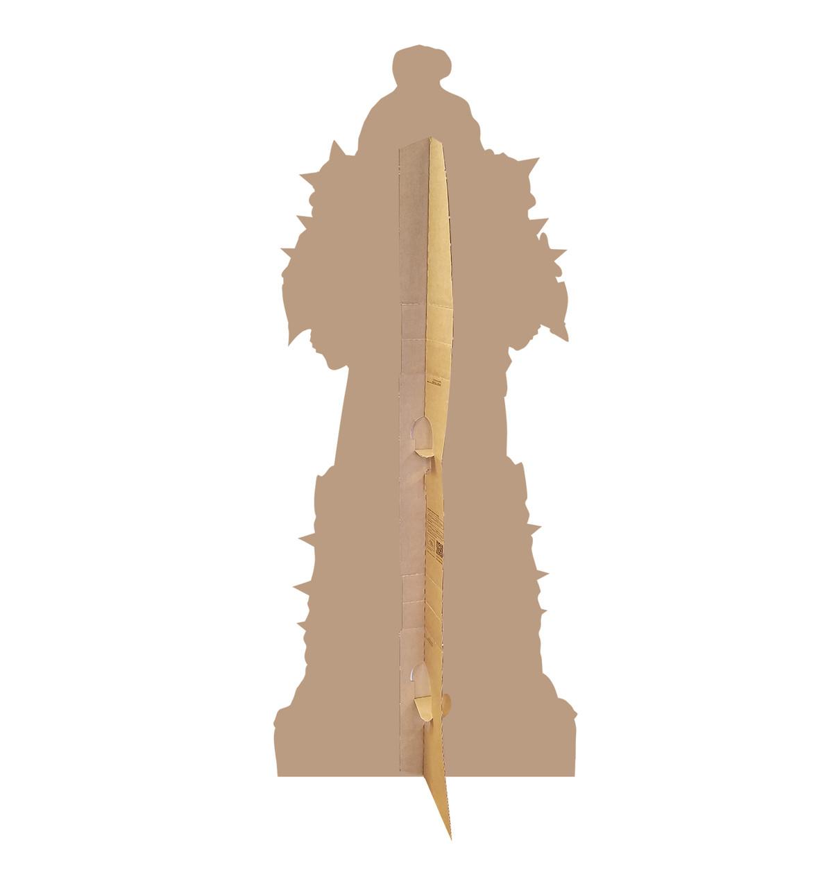 Life-size The Starchild (KISS) Cardboard Standup |Cardboard Cutout