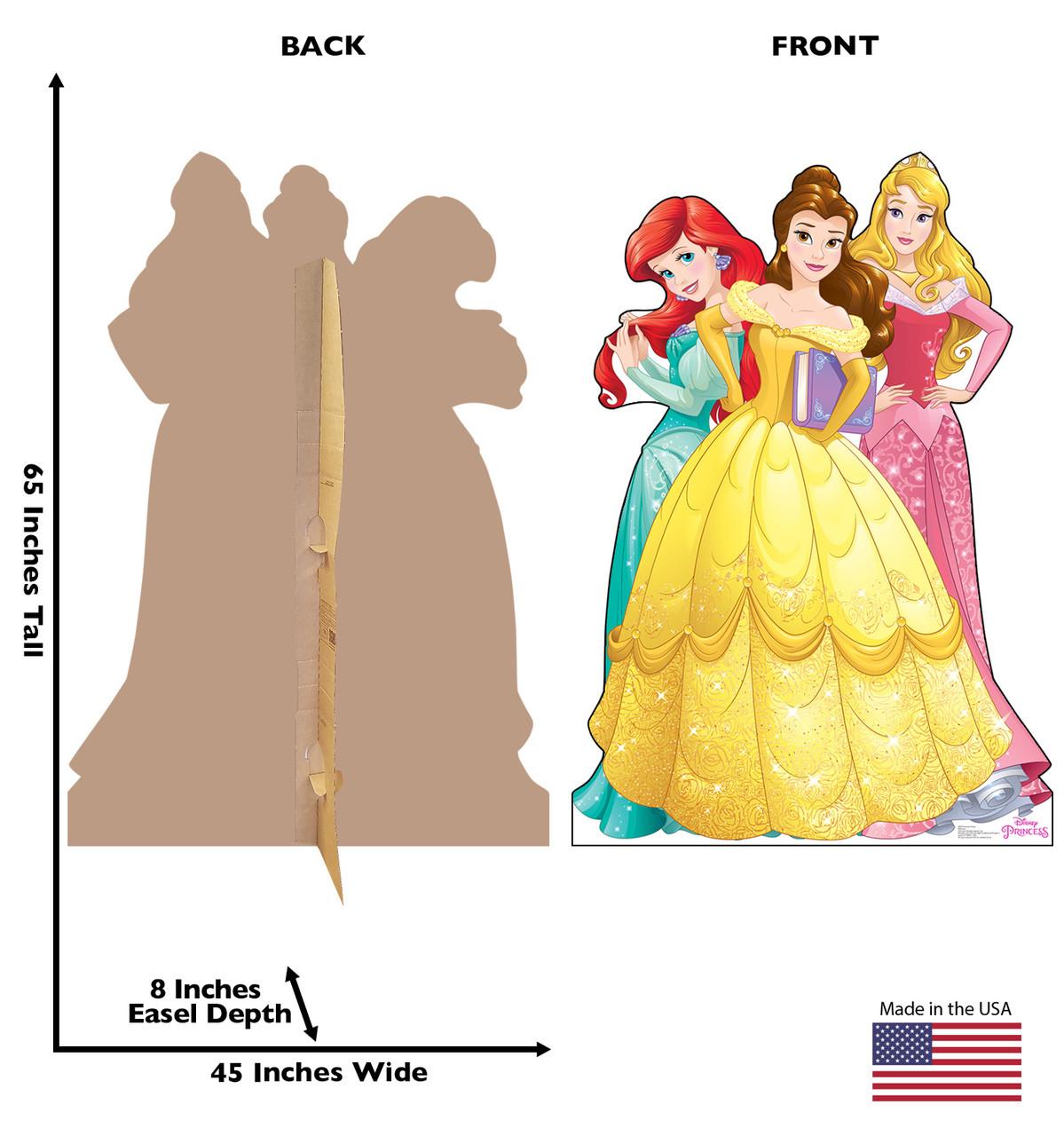 Disney Princess Group - Cardboard Cutout 2210