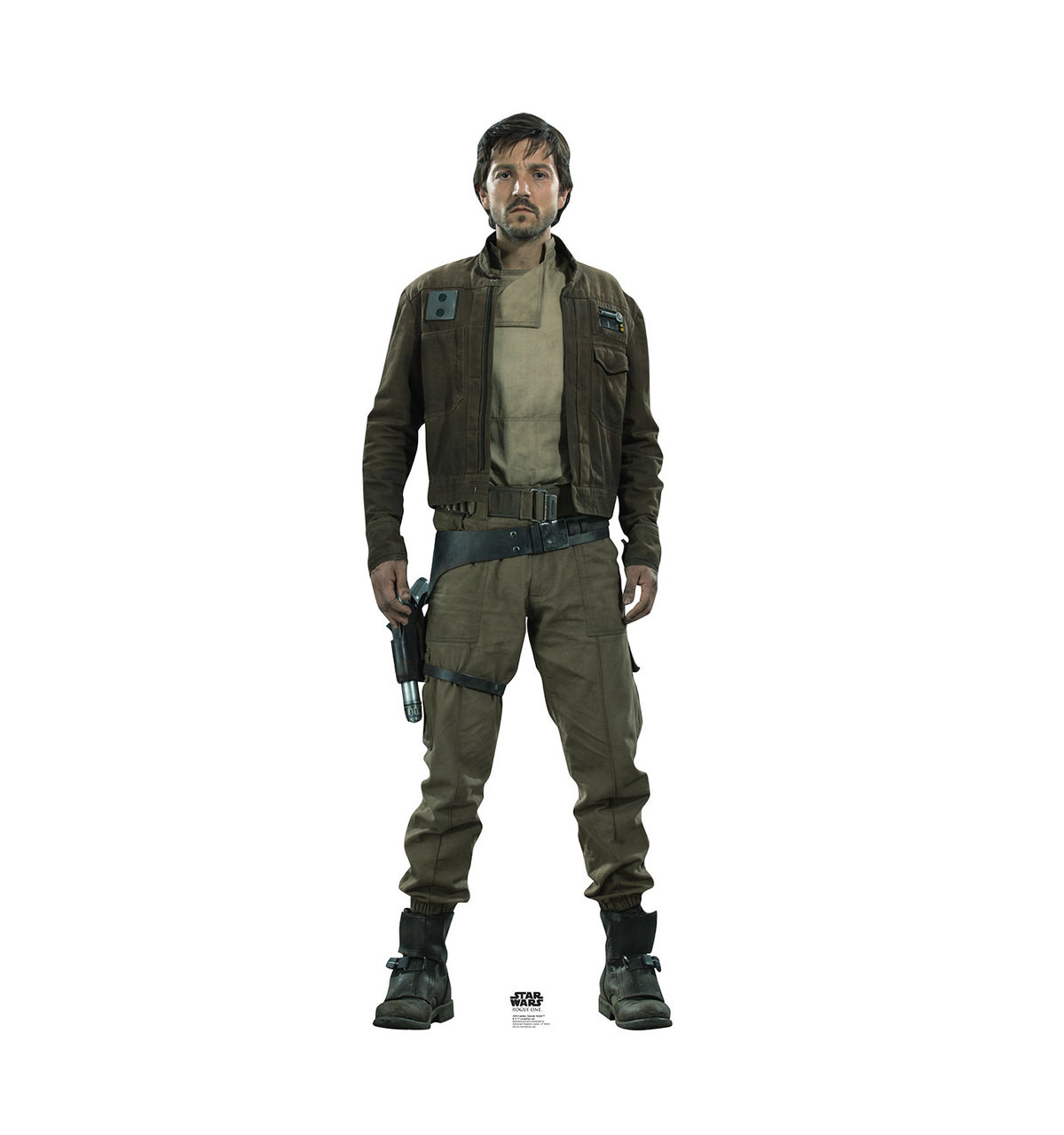 Captain Cassian Andor - Rogue One - Cardboard Cutout 2253
