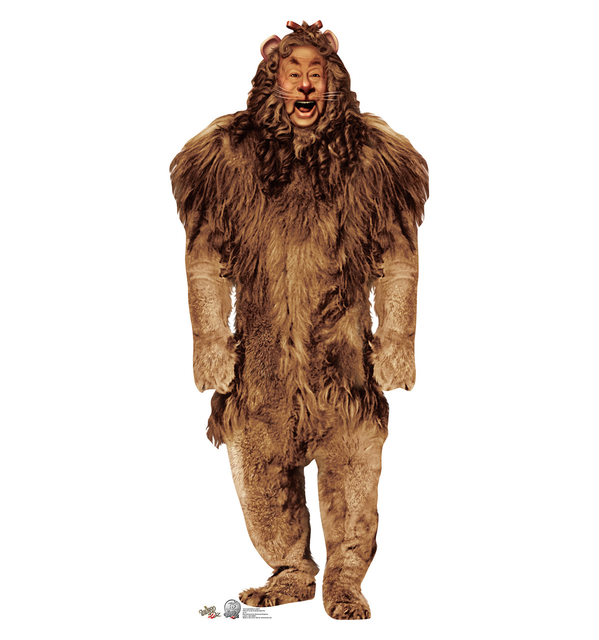 Cowardly Lion - Wizard of Oz - Cardboard Cutout 1616