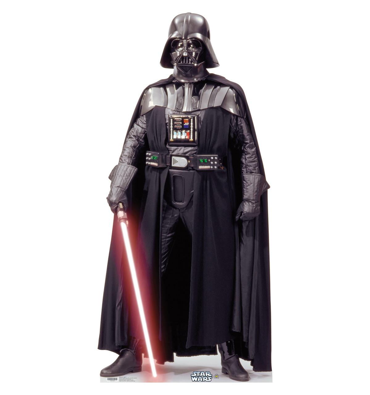 Darth Vader Talking Cardboard Cutout 656T