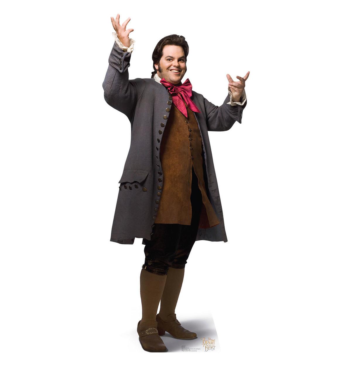 Life-size LeFou (Disney's Beauty and the Beast) Cardboard Standup 3