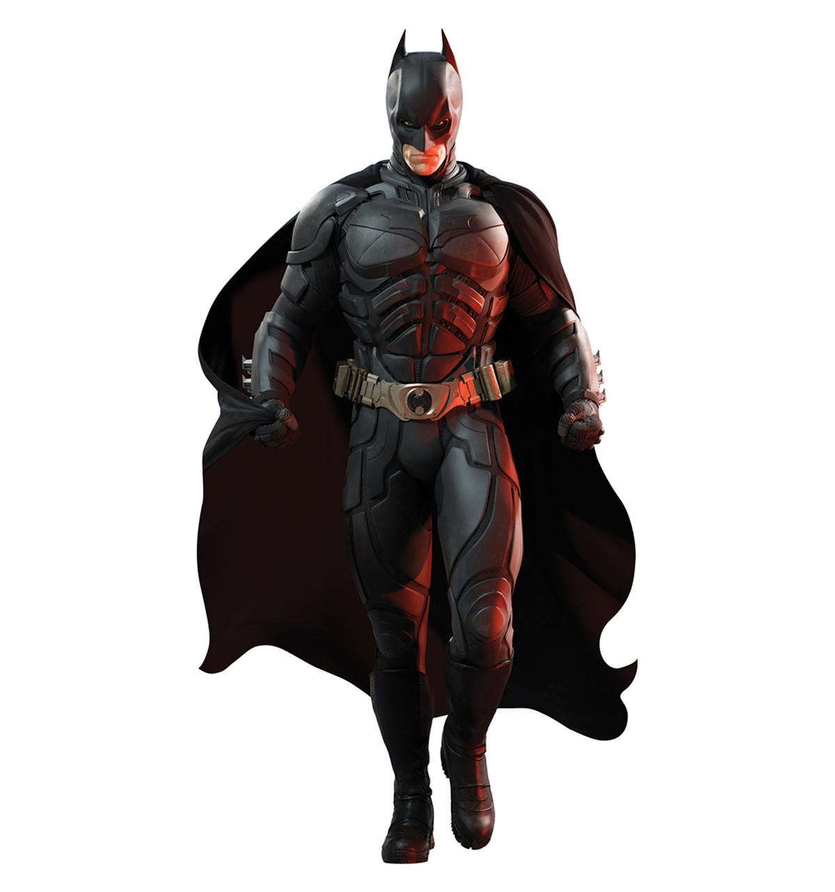 Batman - Dark Knight Rises Cardboard Cutout Front View