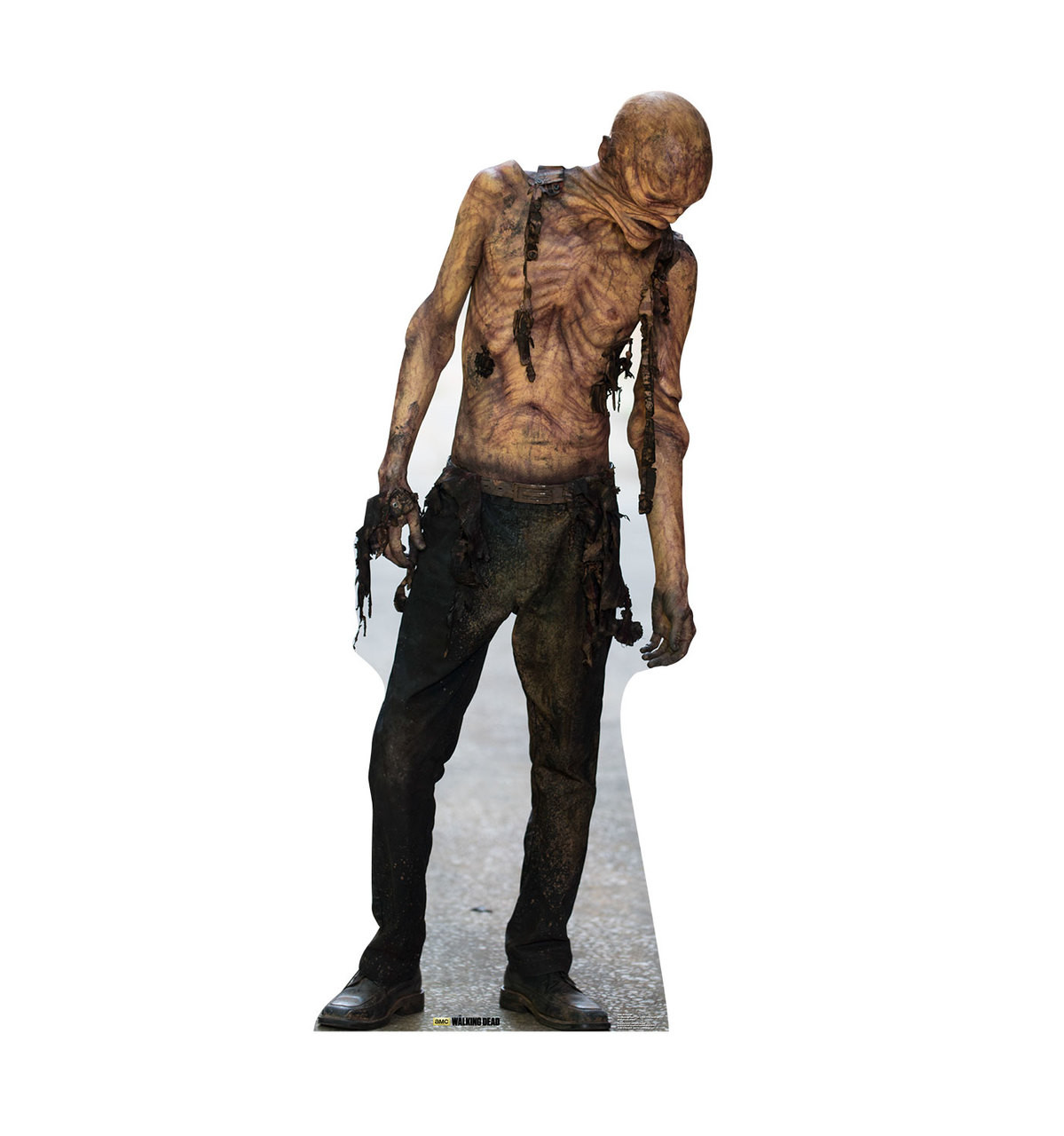 Life-size Walker 03  (The Walking Dead) Cardboard Standup