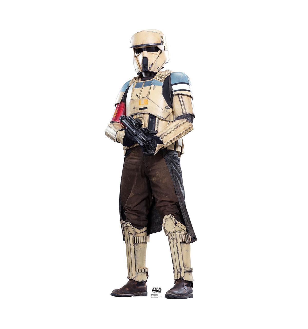 Life-size Shoretrooper (Rogue One) Cardboard Standup