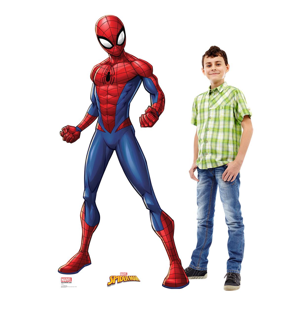 Life-size Spider-Man (Marvel Comics) Cardboard Standup 3