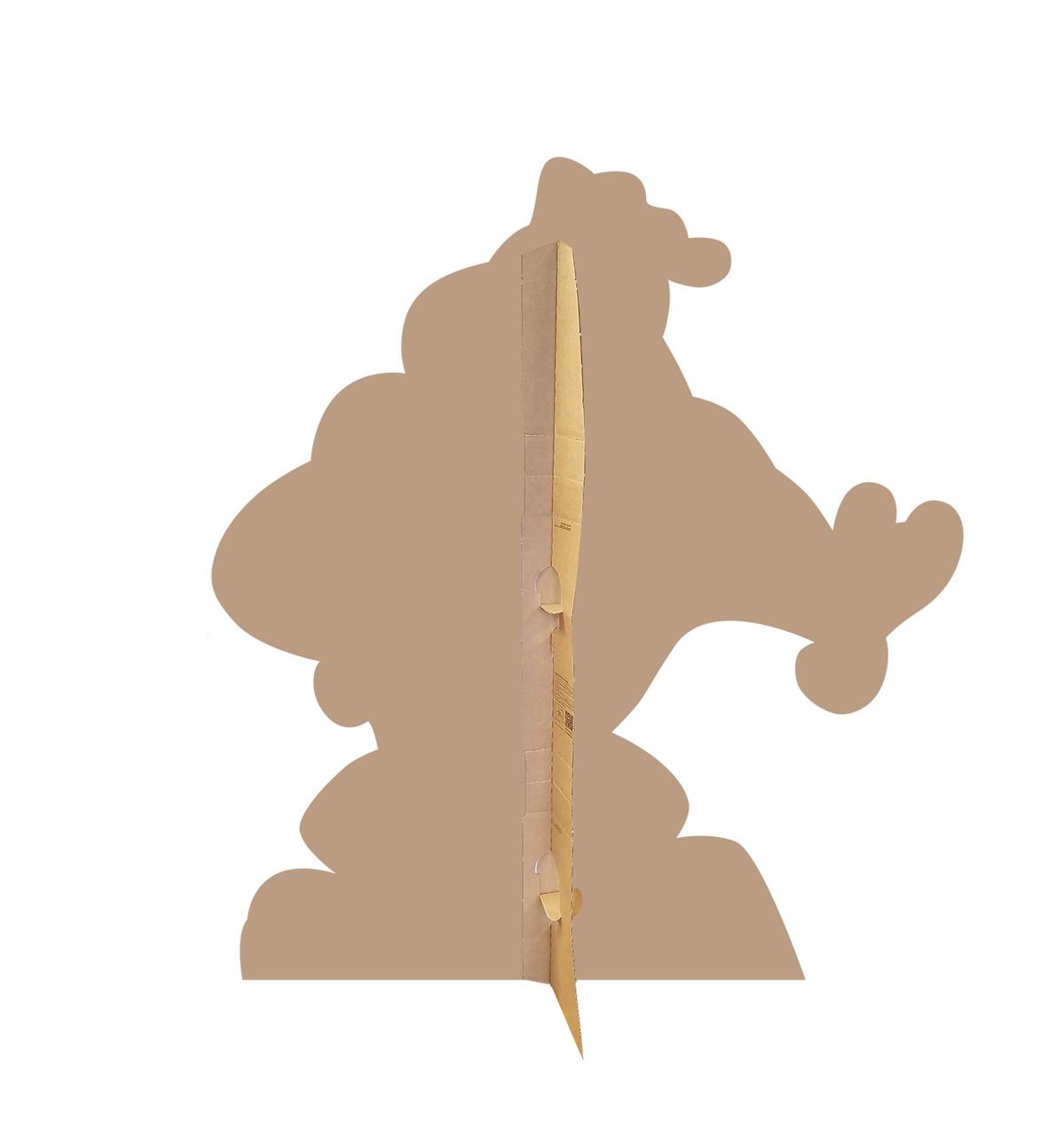 Life-size Spike Bulldog Cardboard Standup 3