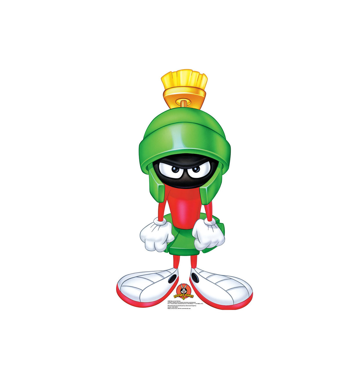 Marvin the Martian Cardboard Cutout