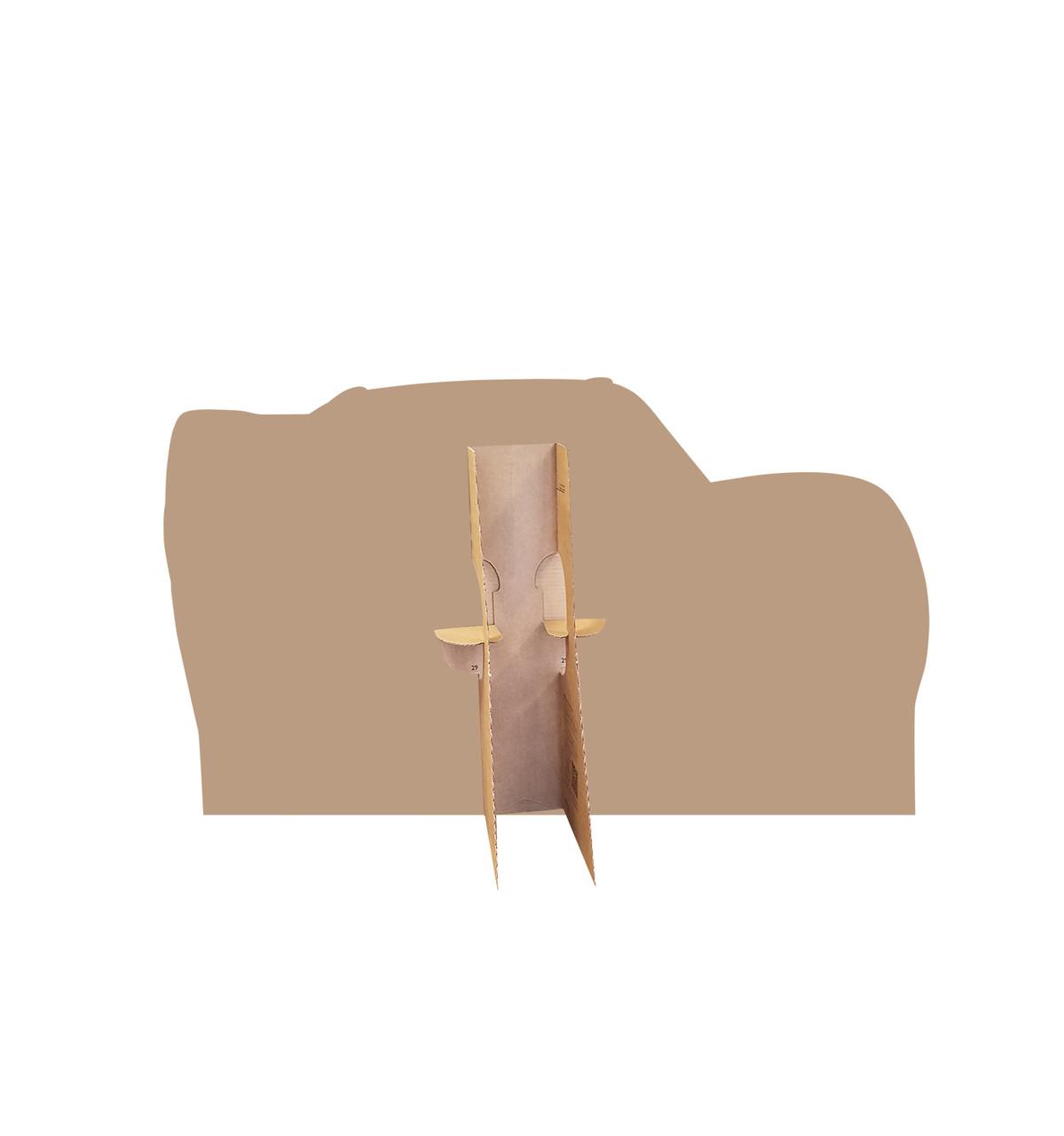 Fabulous Lightning McQueen Cardboard Standup 2