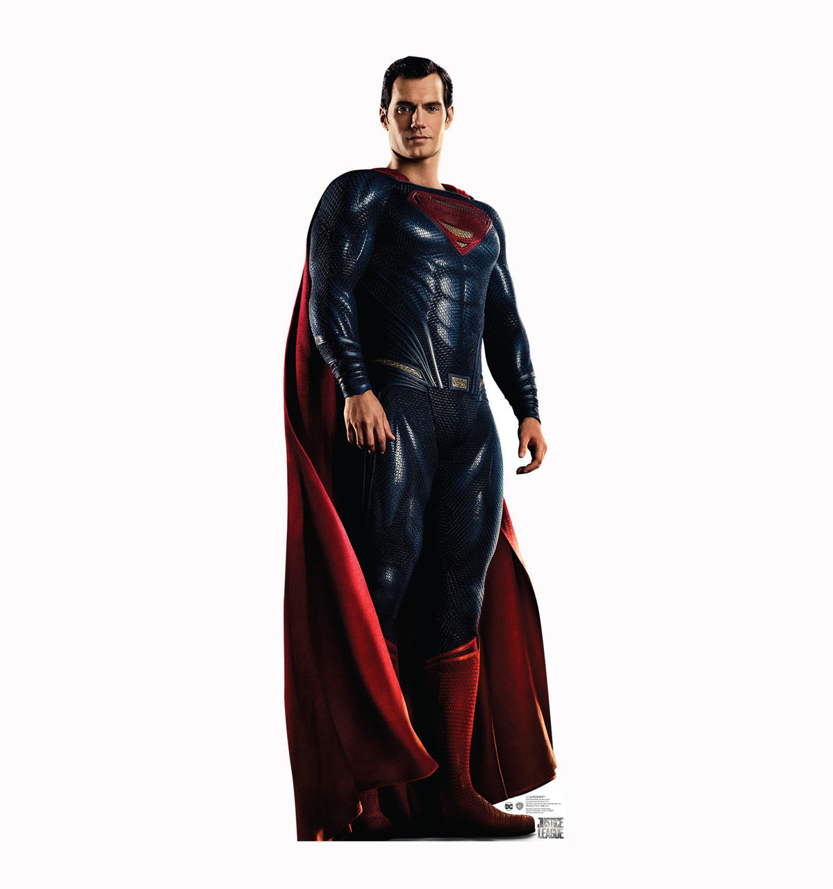 Superman (Justice League) Life-Size Cardboard Standup