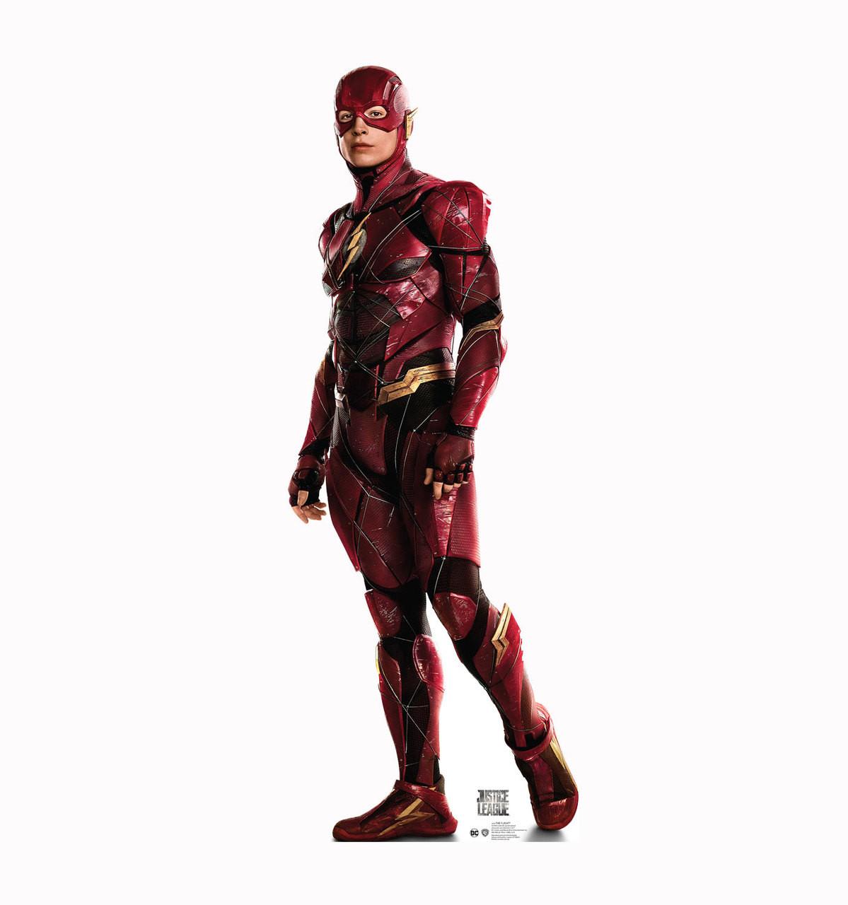 The Flash (Justice League) Cardboard Standup Cutout 1