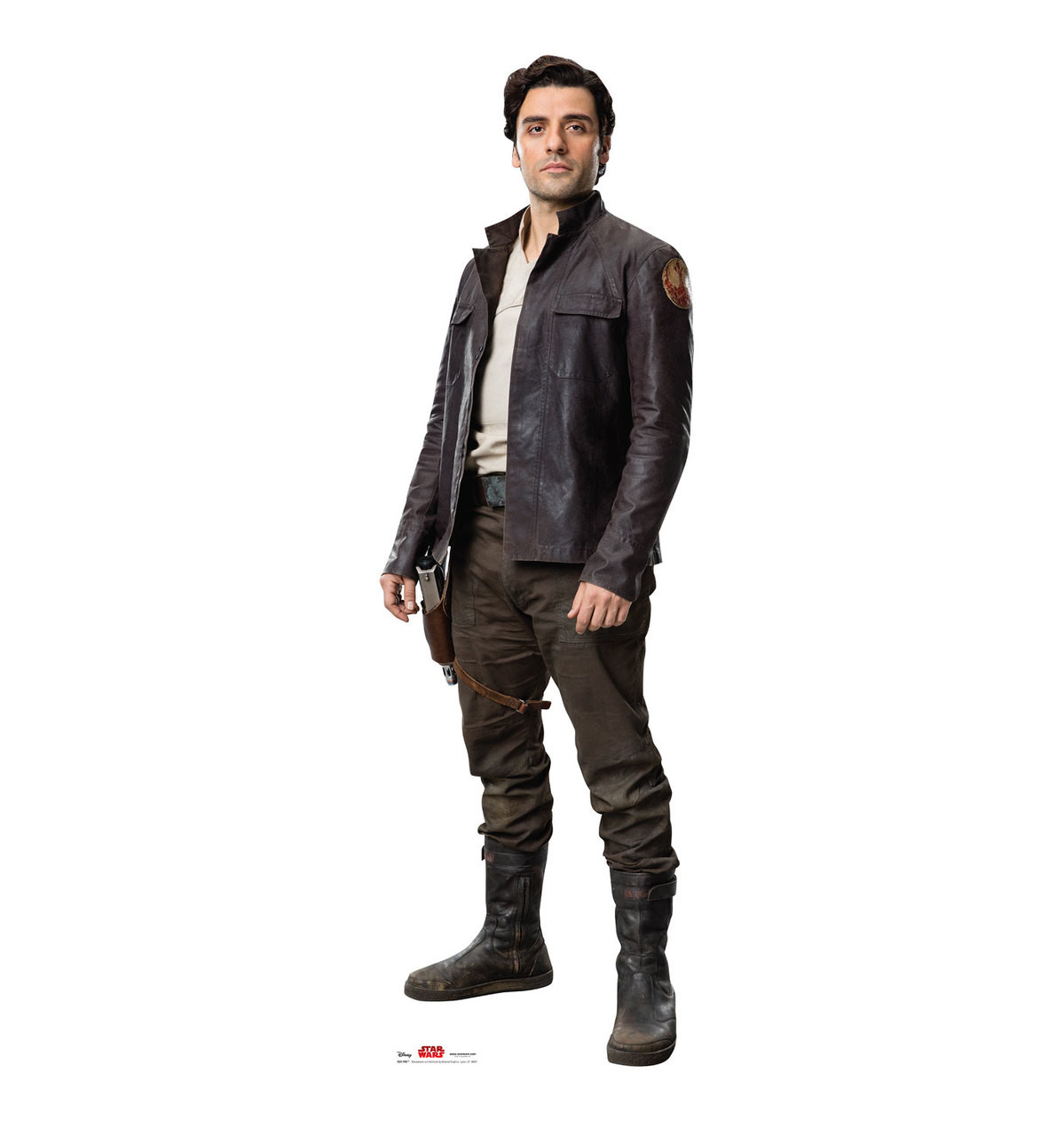 Poe - Star Wars: The Last Jedi Life-Size Cardboard Cutout 1