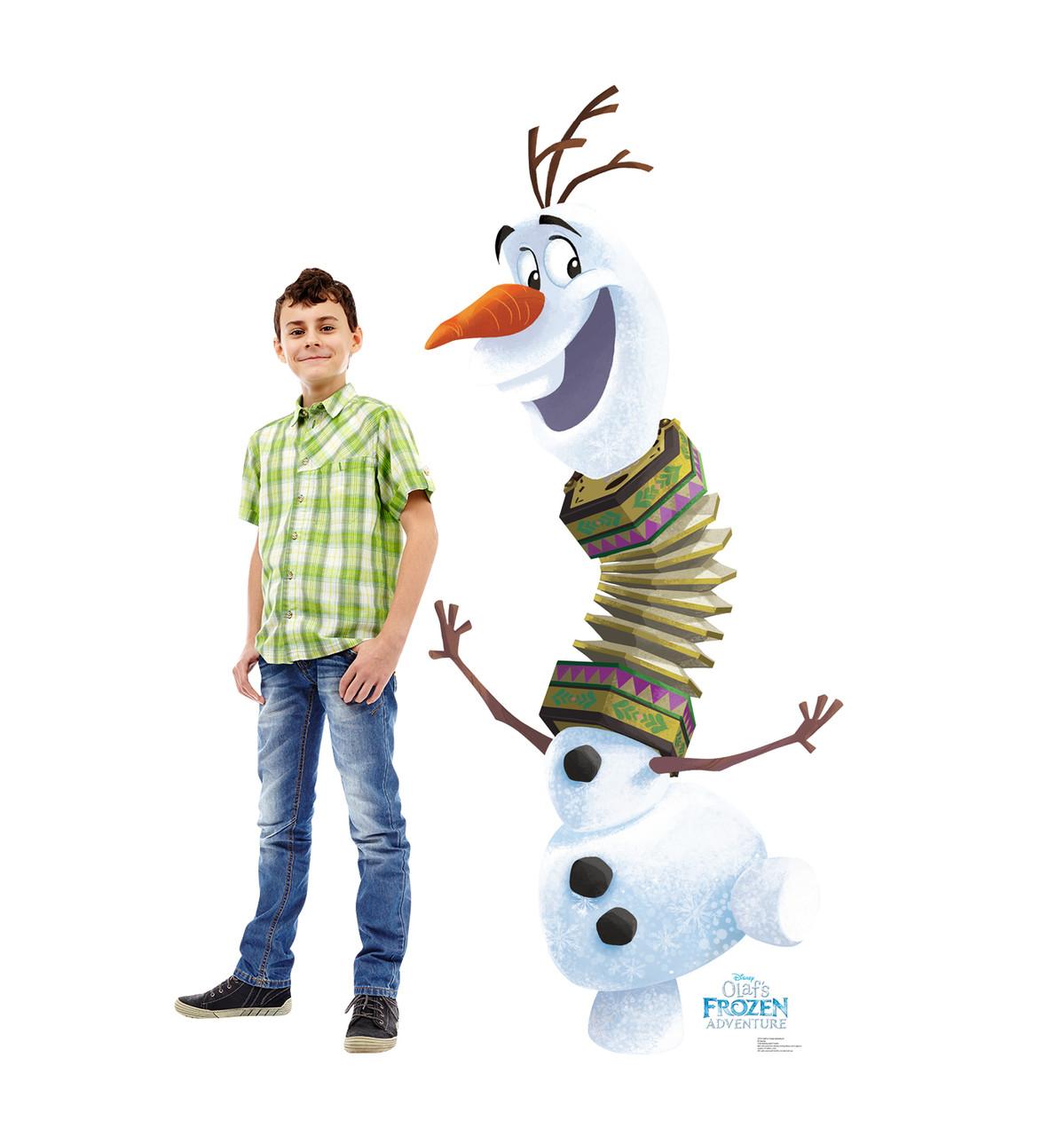 Olafs Frozen Adventure | Cardboard Cutout 3