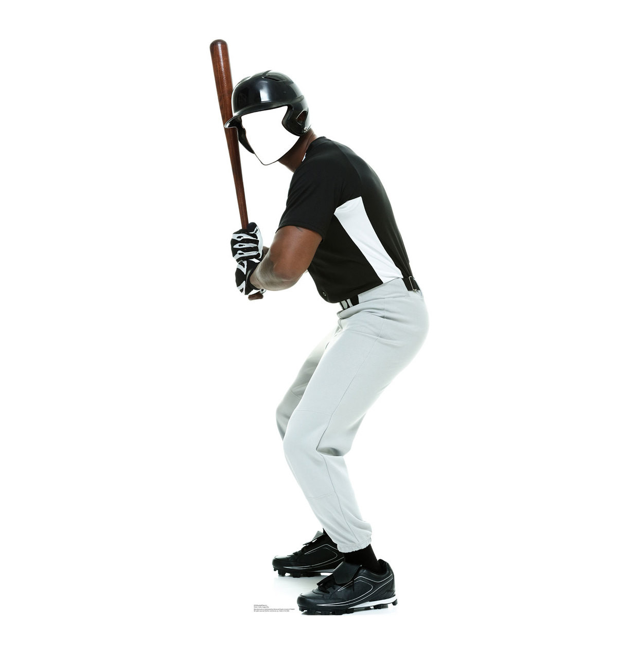 Life-size Baseball player Stand-In Cardboard Standup | Cardboard Cutout 1
