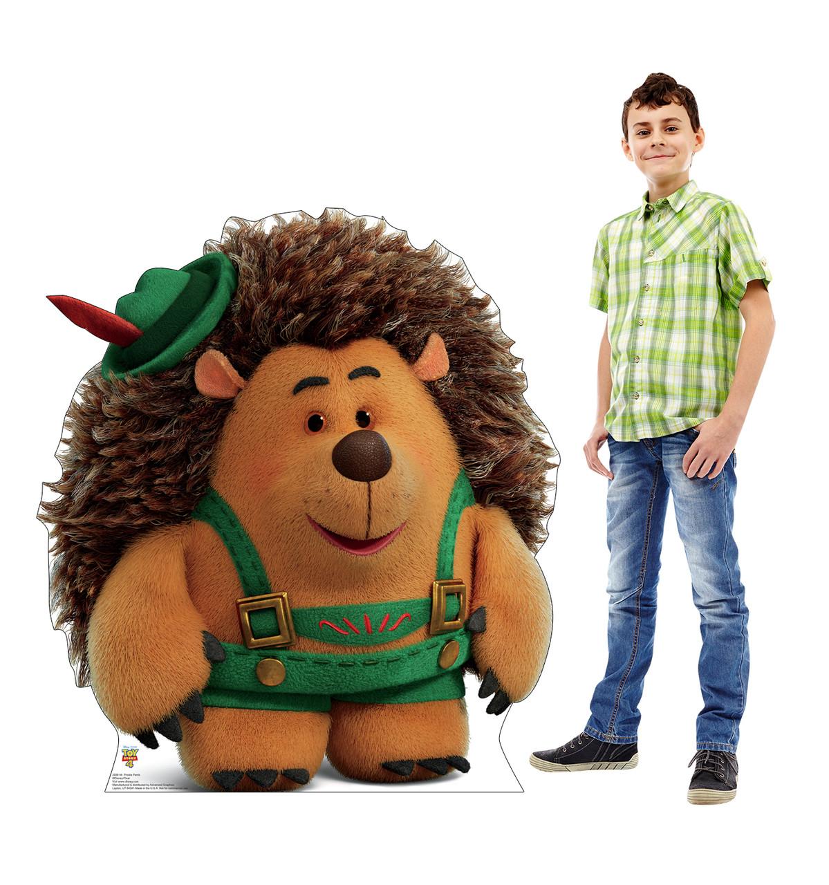 Mr Prickle Pants - Toy Story 4 Cardboard Cutout Lifesize