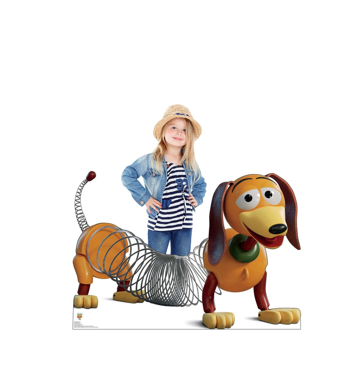 Slinky Dog - Toy Story 4 Cardboard Cutout  Lifesize