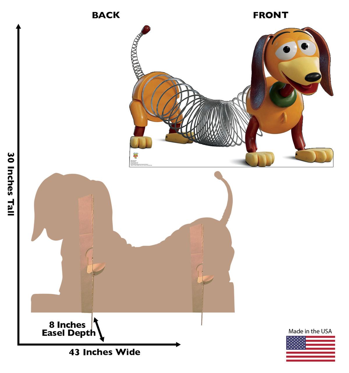 Slinky Dog  - Toy Story 4 Cardboard Cutout  2939
