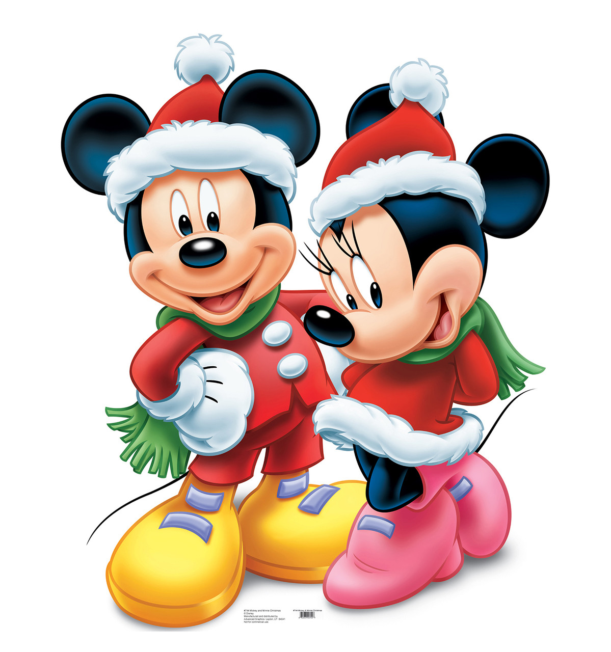 Mickey & Minnie Christmas