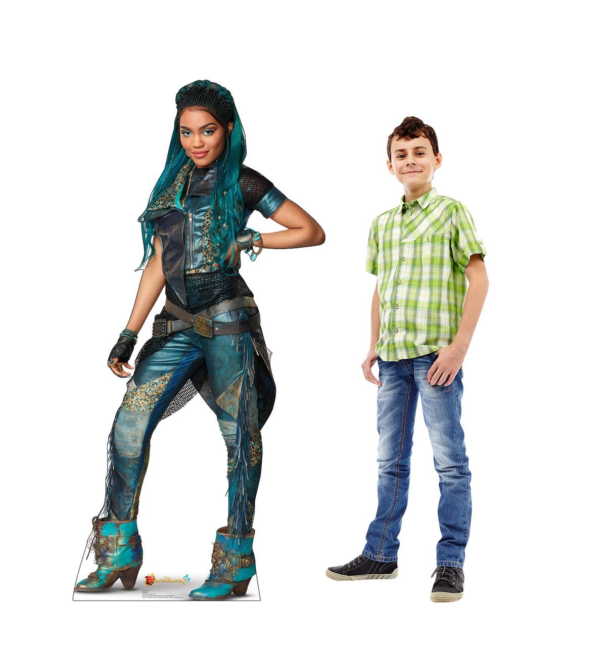 Uma - Disney's Descendants 3 Cardboard Cutout Lifesize