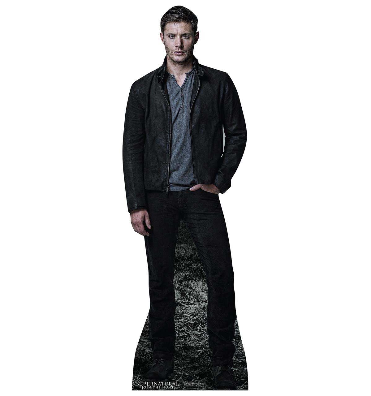 Life-size Dean Winchester - Supernatural 1 Cardboard Standup | Cardboard Cutout