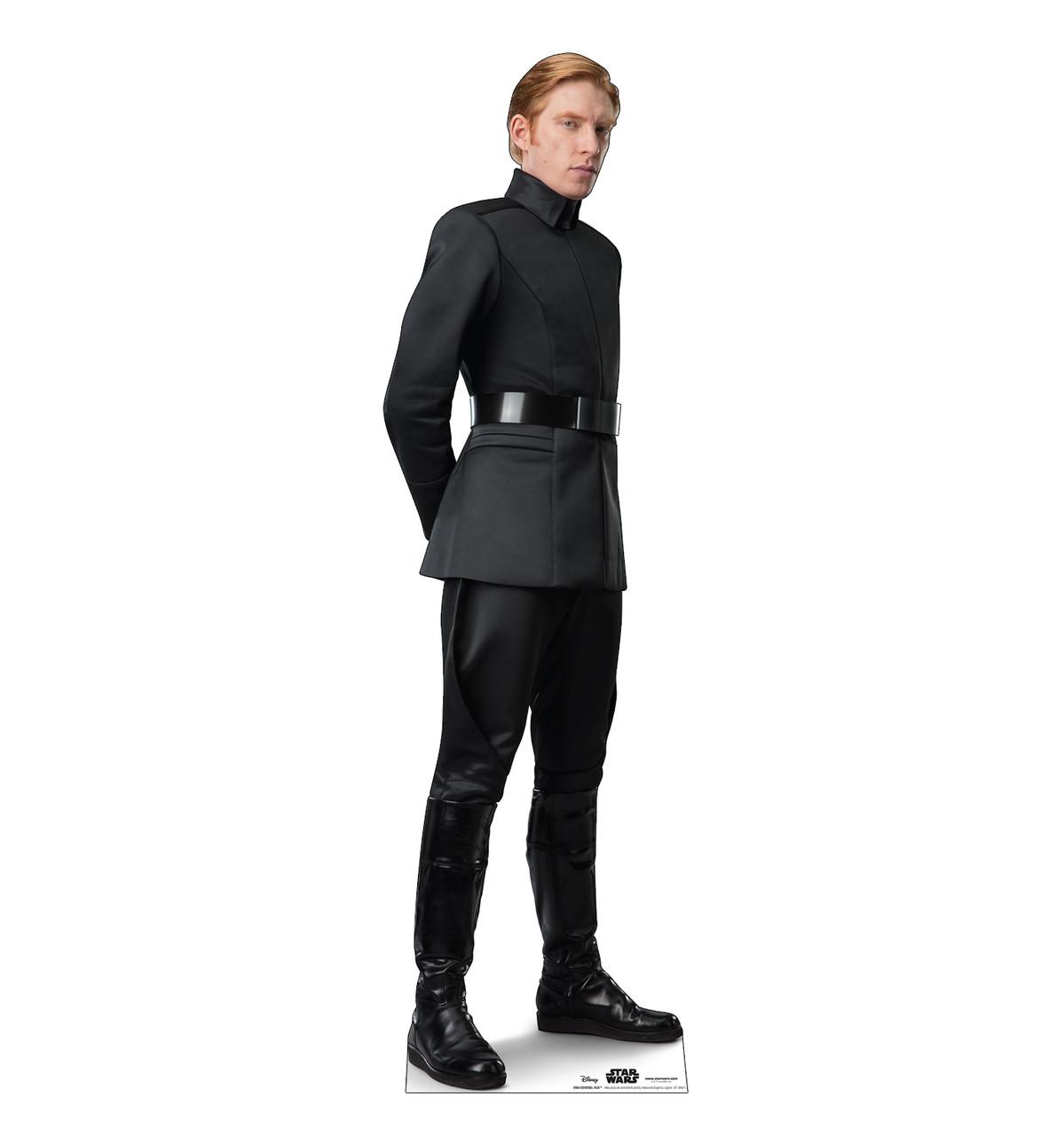 Life-size cardboard standee of General Hux™ (Star Wars IX).