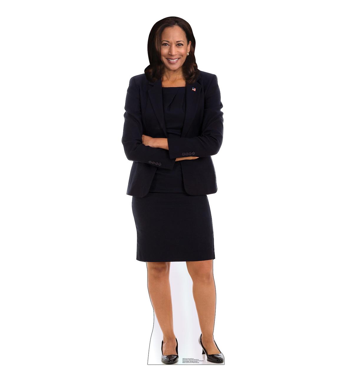 Vice President Kamala Harris Cardboard Cutout.