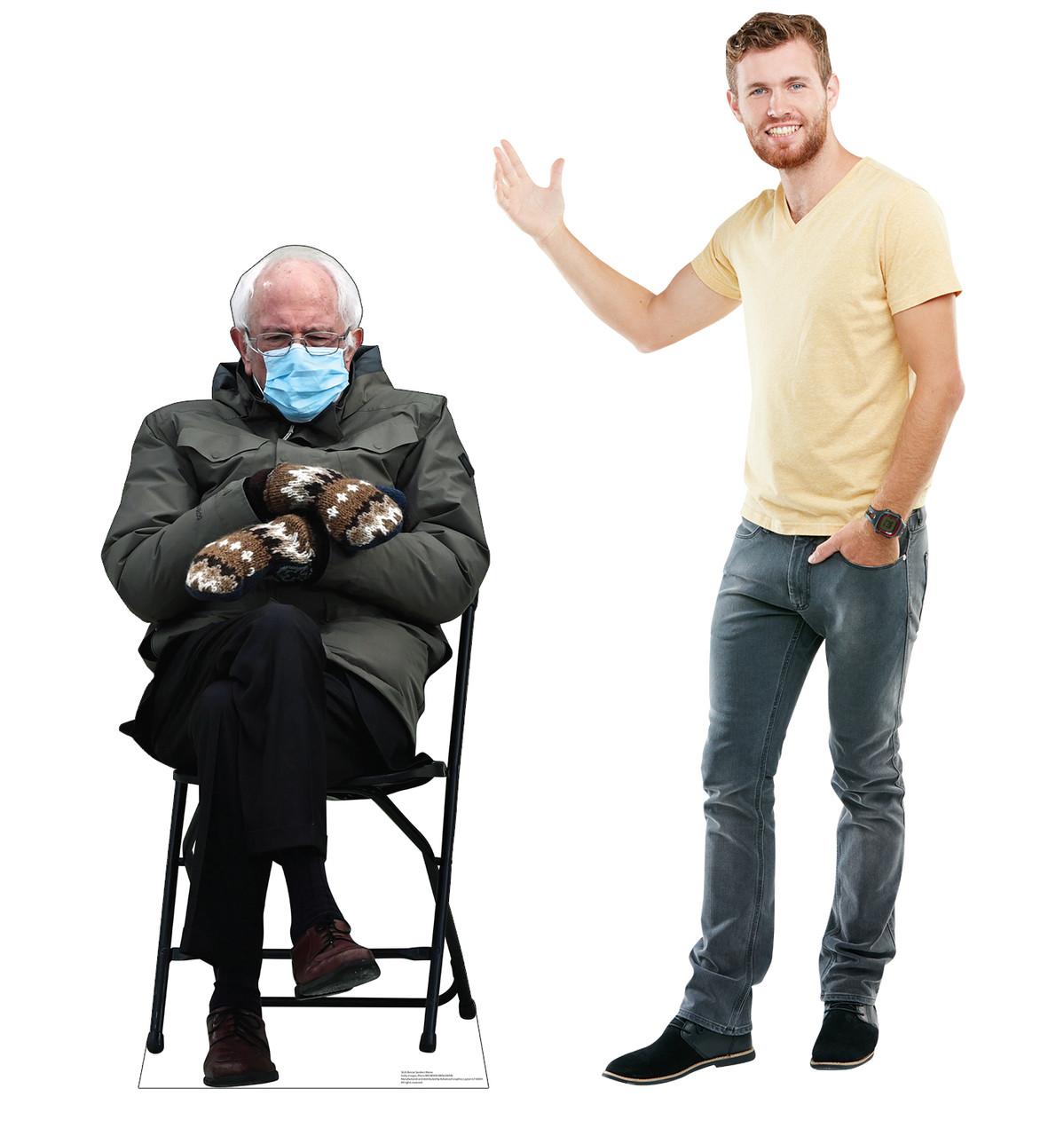Bernie Sanders Meme Standee 3626