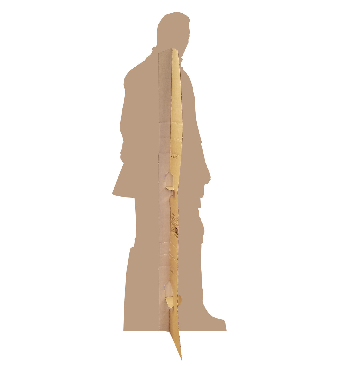 Life-size Gaston (Disney's Beauty and the Beast) Cardboard Standup | Cardboard Cutout