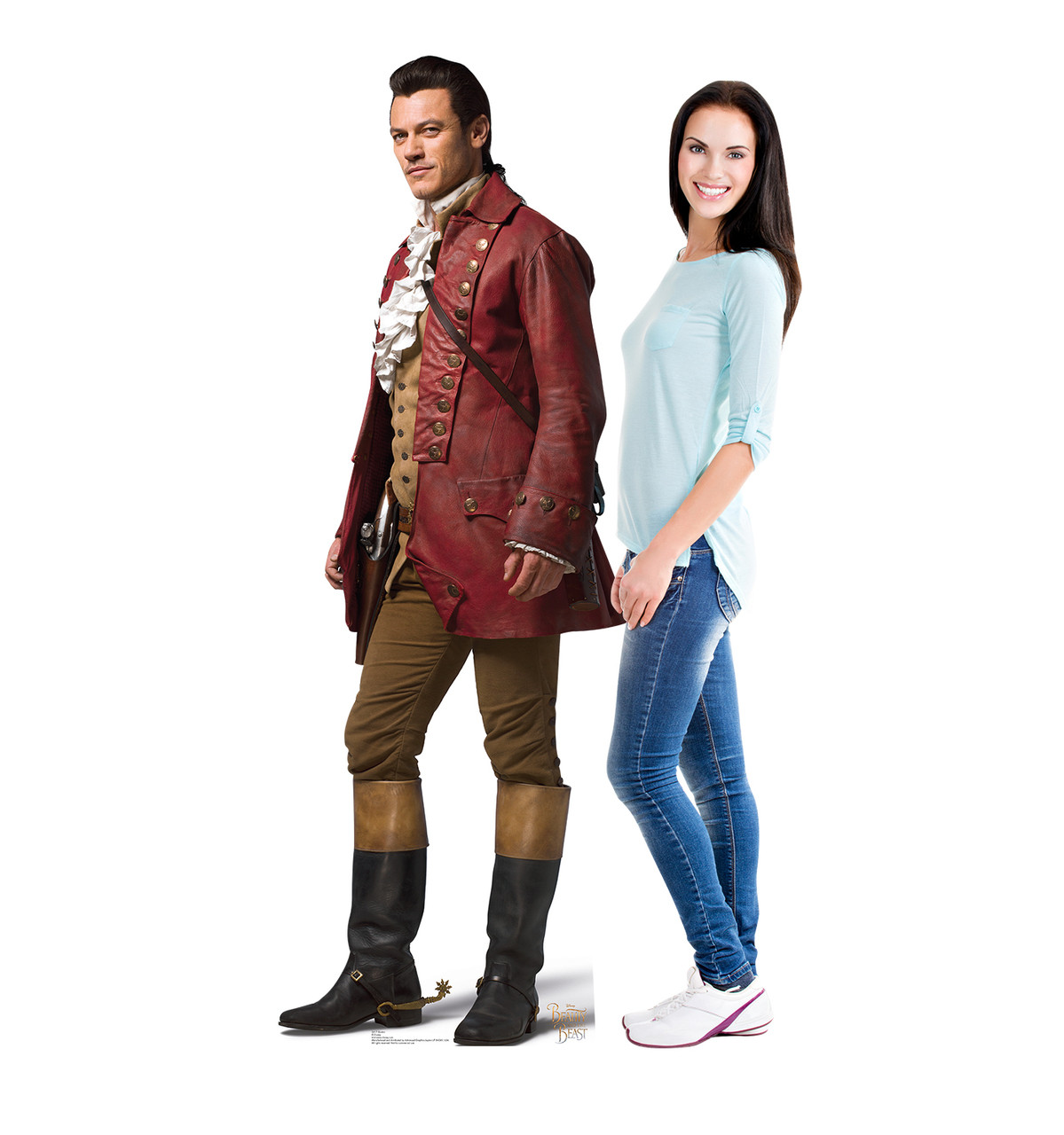 Life-size Gaston (Disney's Beauty and the Beast) Cardboard Standup | Cardboard Cutout 2