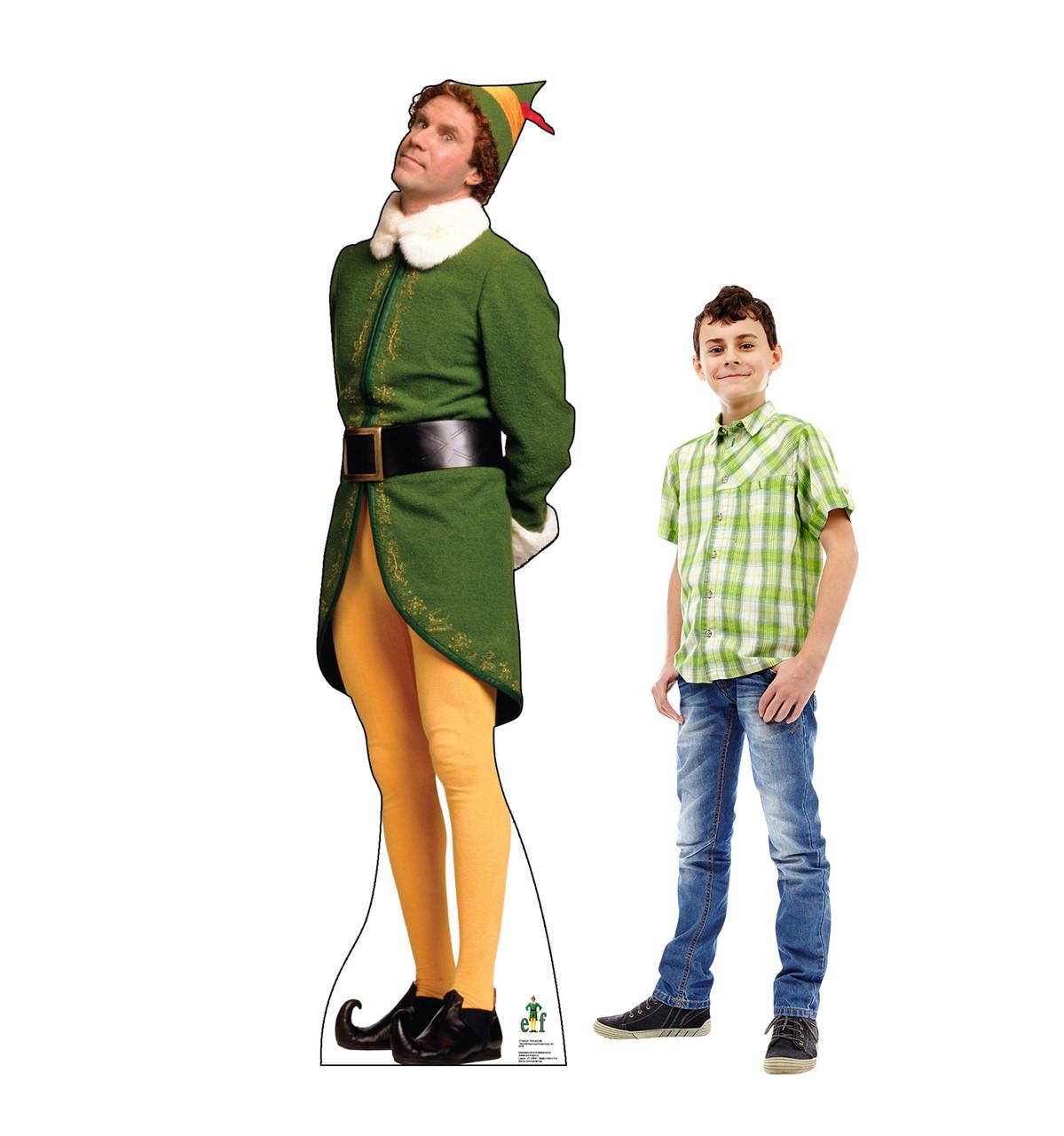 Concerned Buddy - Elf
