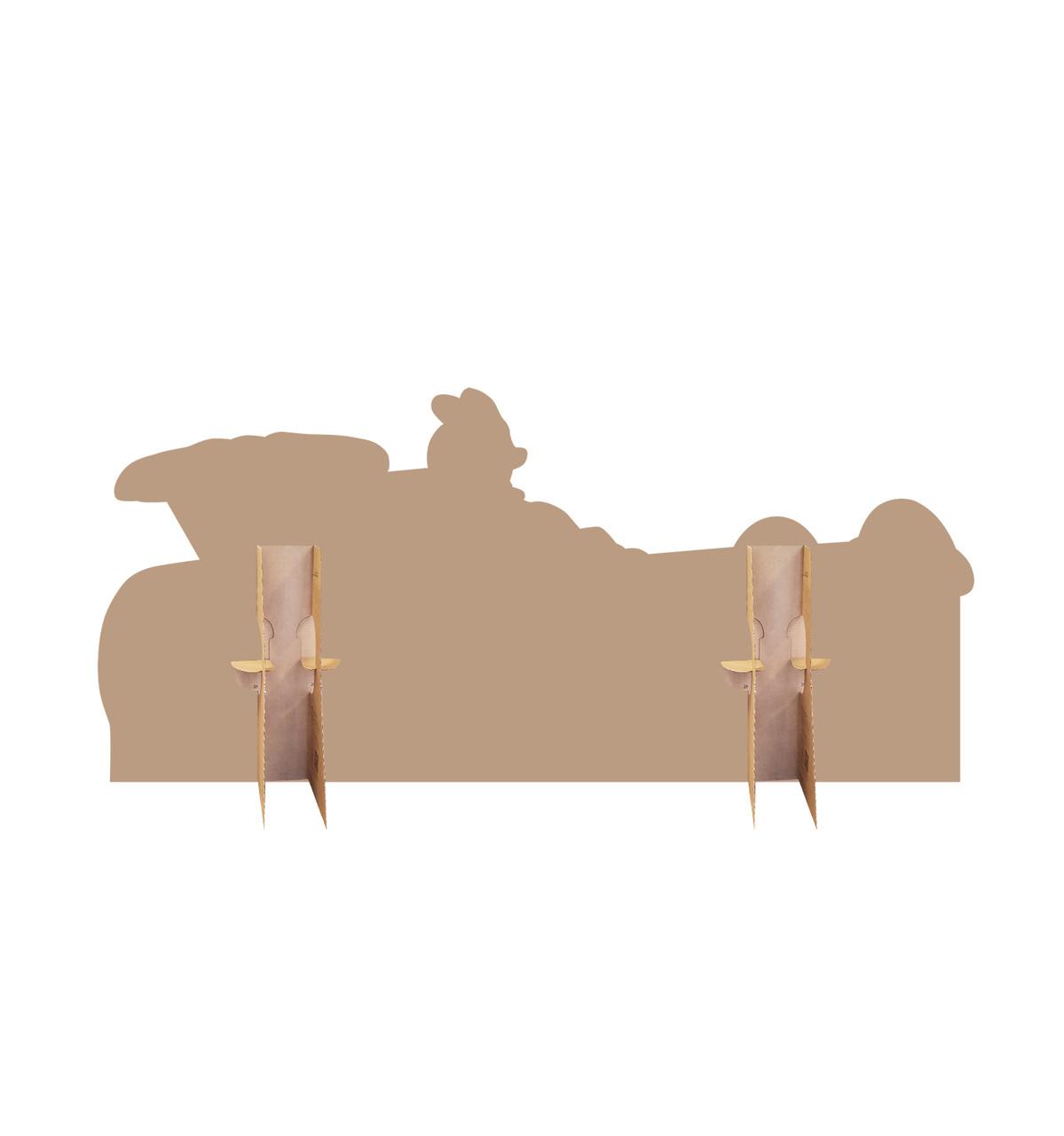 Life-size Daisy Roadster (Disney's Roadster Racers) Cardboard Standup | Cardboard Cutout