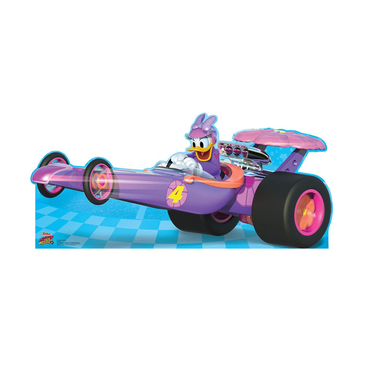 Daisy Roadster (Disney's Roadster Racers)