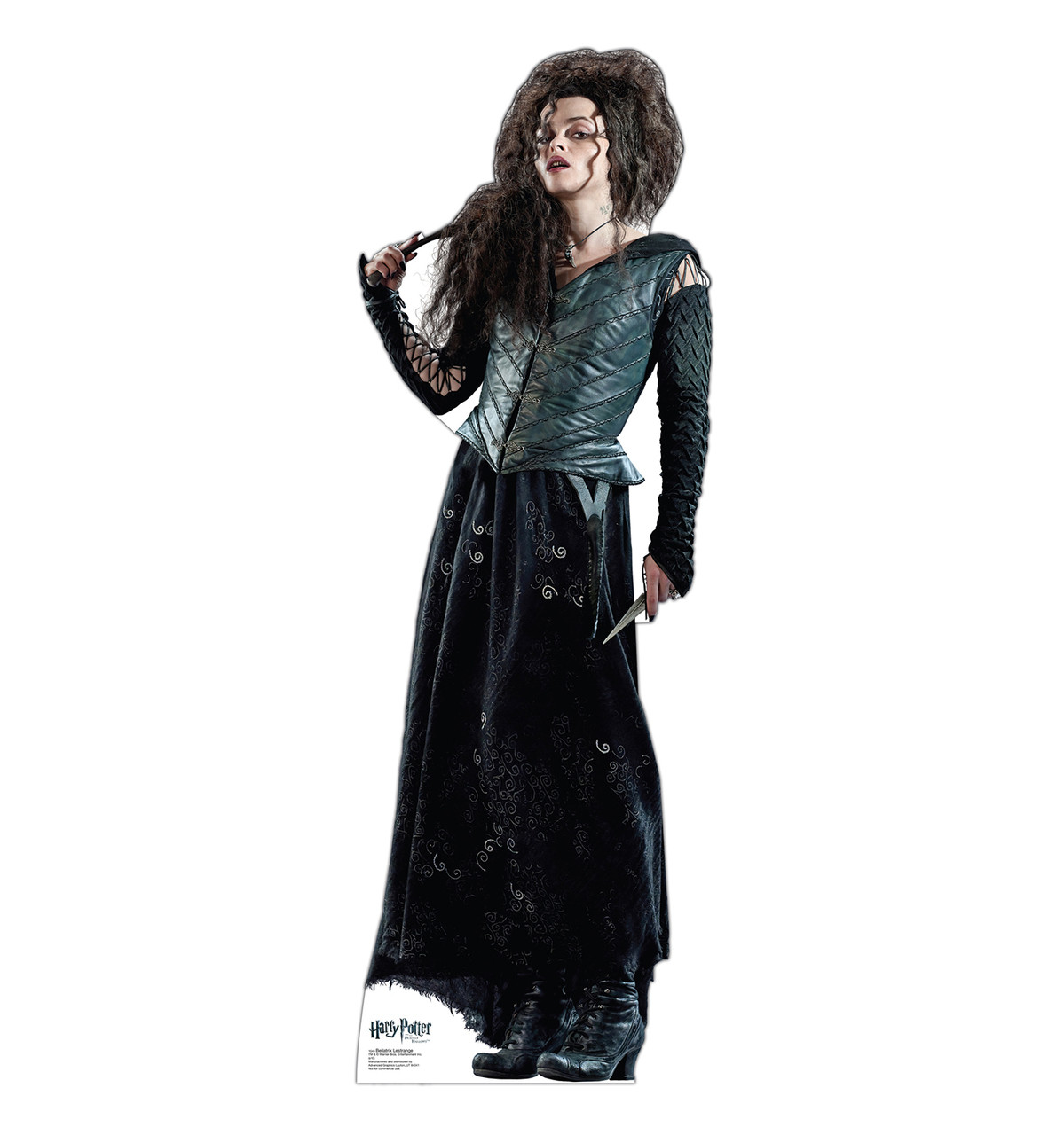 Life-size Bellatrix Lestrange Cardboard Standup   Cardboard Cutout