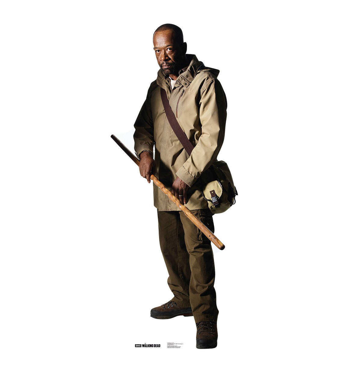 Life-size Morgan Jones (The Walking Dead) Cardboard Standup | Cardboard Cutout 3