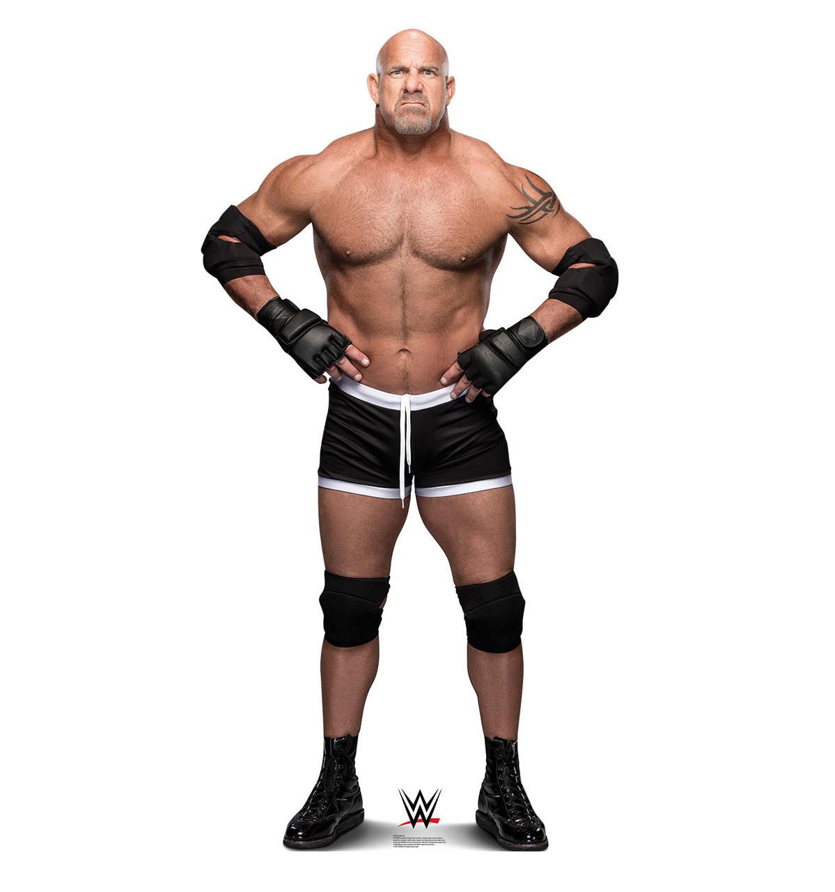 Life-size Goldberg - WWE Cardboard Standup | Cardboard Cutout 3