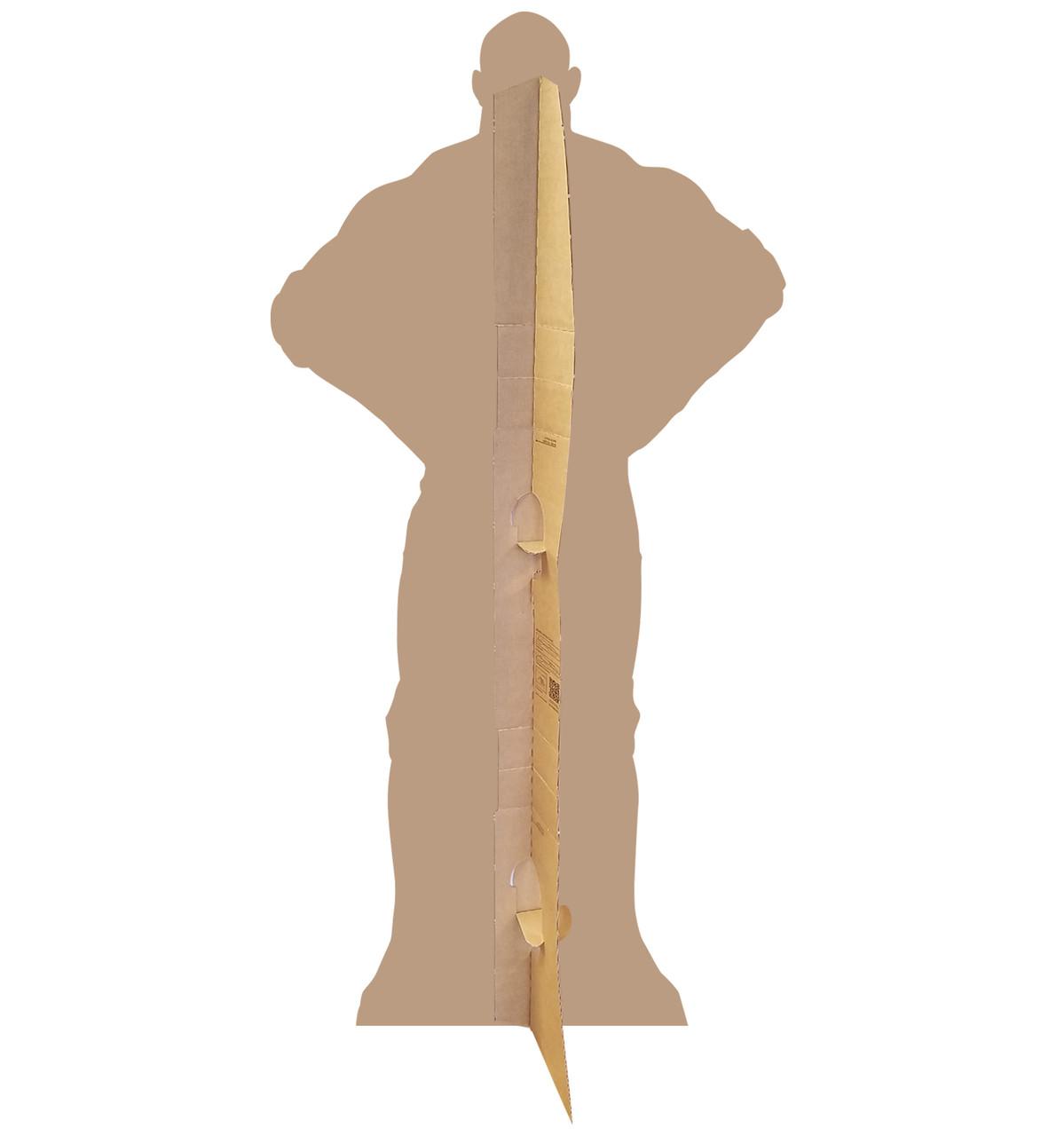 Life-size Goldberg - WWE Cardboard Standup | Cardboard Cutout 2