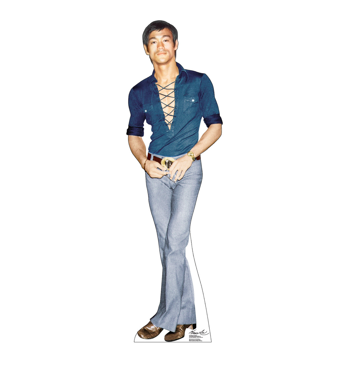 Bruce Lee Snap 66 - Cardboard Cutout 1514