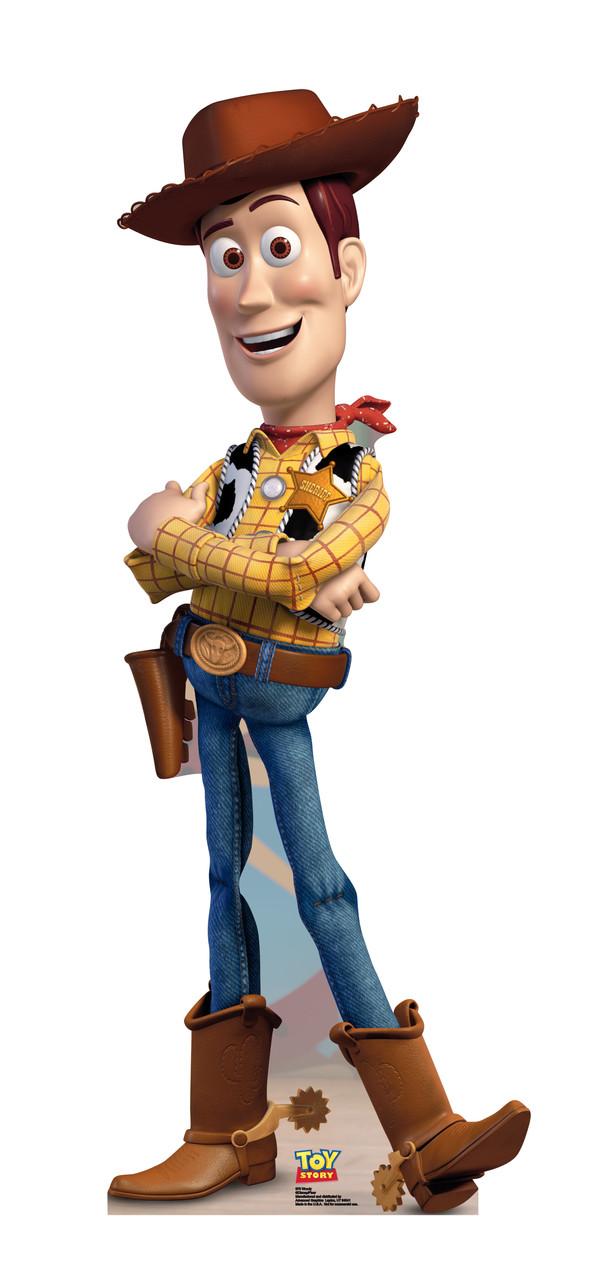 Life-size Woody Cardboard Standup | Cardboard Cutout