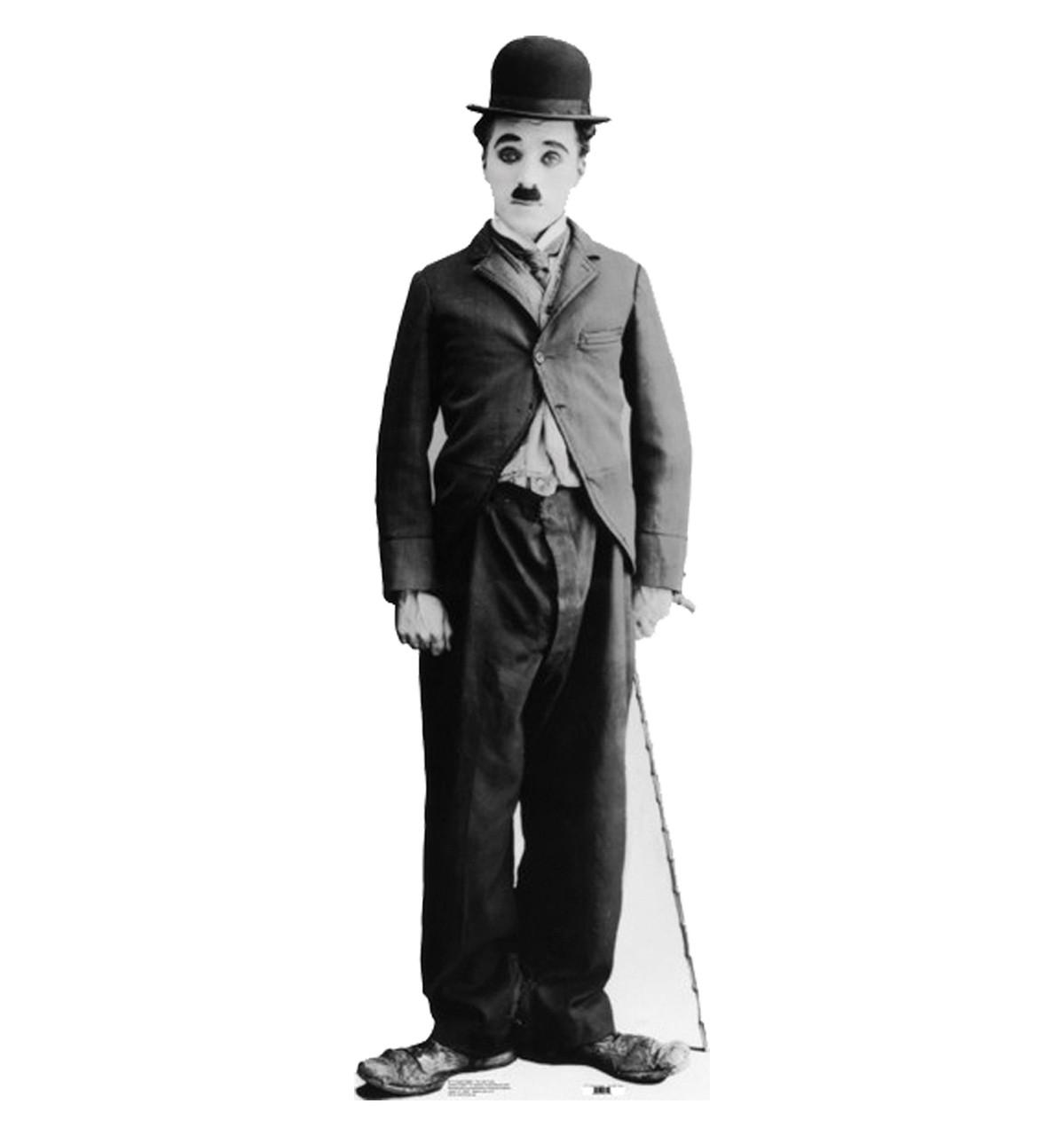 Charlie Chaplin - Little Tramp - Cardboard Cutout