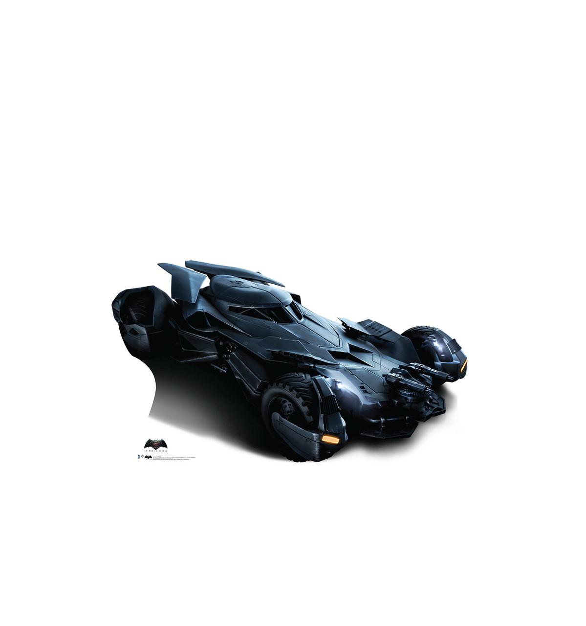 Life-size Batmobile - Batman V. Superman Cardboard Standup | Cardboard Cutout