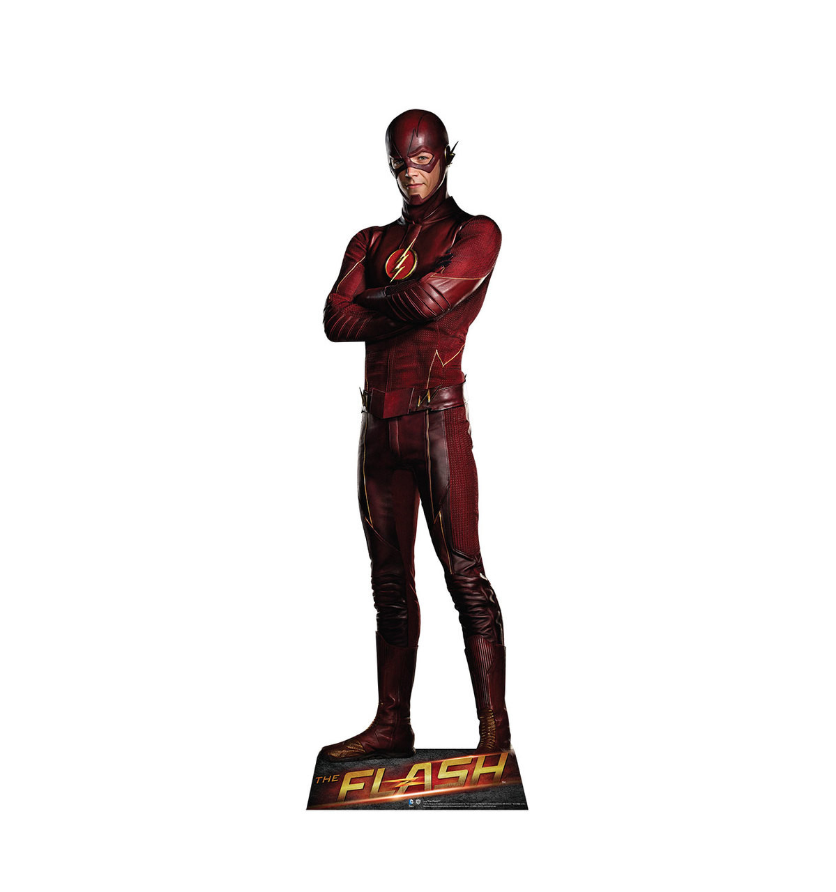 Flash - TV Show The Flash-Cardboard Cutout